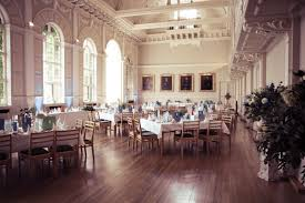ceremony rooms and the college dining hall newnham college