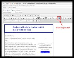 how to create a hyperlink around a screenshot of your video and