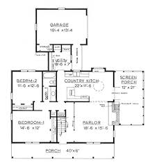 Country Home Floor Plans Country Home Plans By Natalie F 1553