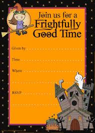 free invitation printable templates free printable halloween party invitations templates