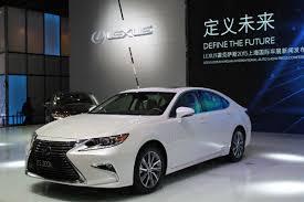 lexus toronto auto show shanghai auto show electric power surge on display toronto star