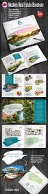modern real estate brochure brochures brochure template and