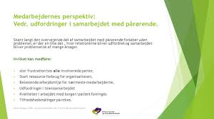 samarbejde med pårørende ppt video online download