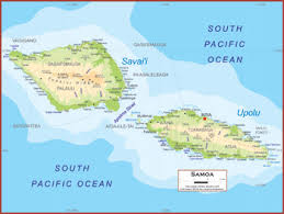 map samoa international schools in samoa iso