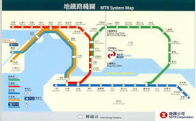 Shenzhen Metro Map In English by Hong Kong Sgforums Com