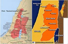 west bank or biblical israel dr randy white word for the world