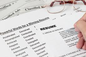 Best Words For A Resume by Optimizing Your Resume For The Initial 10 Second Resume Scan