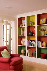 Builtin Bookshelves by Looking For Ways To Add Some Storage To Your Home Without Losing A
