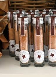 geschenke aus der küche weihnachten rezept für winterzucker golfkinder küchenzaubereien
