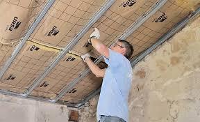 isolation plafond chambre isolation thermique d un plafond sous rant