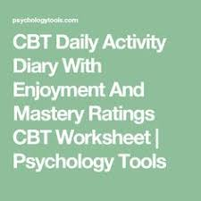 longitudinal formulation 1 cbt worksheet psychology tools