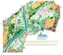 Pennsylvania State Parks Map by Brandywine Creek State Park April 23rd 2006 Orienteering Map