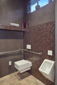 bathroom small half bathroom tile ideas modern double sink