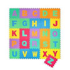 tappeti in gomma per bambini tappeto puzzle multiuso per bambini 26 pcs schiuma pad