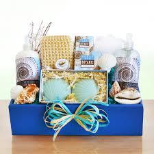 spa basket the healing spa gift basket hayneedle