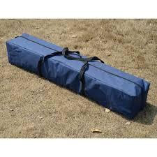 Heavy Duty Gazebo Bag by Outsunny 10 U0027x10 U0027 Outdoor Pop Up Party Tent Wedding Gazebo Canopy