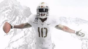 Why Is The American Flag Backwards On Uniforms Army Football Honors 10th Mountain With U0027pando Commando U0027 Uniforms
