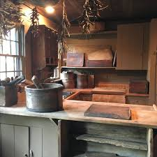 Central Kentucky Log Cabin Primitive Kitchen Eclectic Kitchen Louisville By The - 116 best kitchen images on pinterest primitive decor primitive
