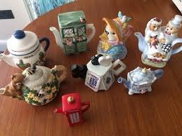 ornamental teapots cookie jar in widnes cheshire gumtree