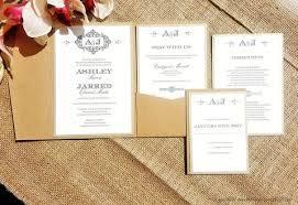 pocketfold wedding invitations wedding invitations krystals wedding invitations
