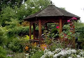 flowers gardens and landscapes garden u0026 landscape gazebo in flower garden design modern garden