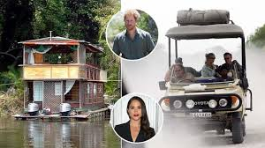 Meghan Markle Toronto Home by Prince Harry And Meghan Markle Enjoy Romantic Holiday In Botswana