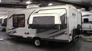 ultra light hybrid travel trailers 2013 forest river wildwood x lite 171exl hybrid travel trailer youtube