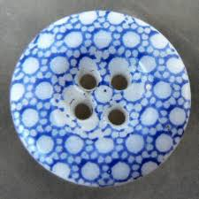 antique china pattern ceramic buttons