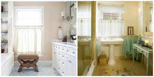 bathroom window curtain ideas 7 bathroom window treatment ideas for bathrooms blindsgalore