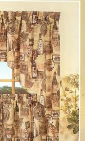 Tuscany Kitchen Curtains by Tuscan Kitchen Curtains Window Treatments Tuscany Sheer Curtain