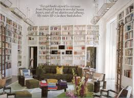 http ninjacam com inspiring home library decoration attractive stand outs in the field lately via vt interiors diane von furstenberg s library A molly luetkemeyer hey how d you sneak in