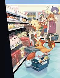 Pokemon Trainer Red Meme - pokemon pokemart by kissai deviantart com on deviantart pokemon