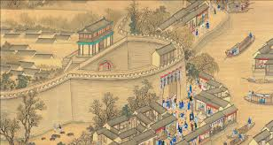 Yuan Dynasty Map My Gift To The Kind People Of Changzhou China Introducing Them