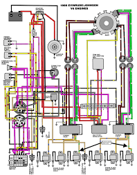 evinrude vro 40 hp wiring diagram 8 hp yamaha outboard charging