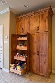 Oak Kitchen Pantry Storage Cabinet Pantry Cabinet Home Depot White Countertops Kitchen Cabinets