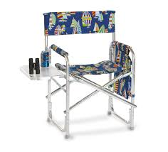 Delaware Travel Chairs images Portable folding chair with side table and accessory bag jpg