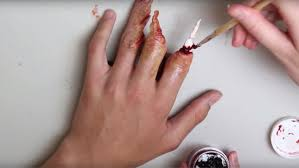 fx prosthetics for halloween no one does halloween like these beauty bloggers vocativ