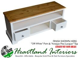Antique Pine Computer Desk by Traditional Painted 4ft Wide Entertainment Tv Unit With Drawers Ttv Pd