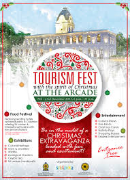 sri lanka tourism to take off seasonal celebrations at the arcade