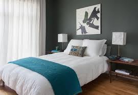deco chambre du vert dans la chambre cocon de décoration le