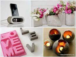 home projects 20 cute easy fun diy cement projects for your home