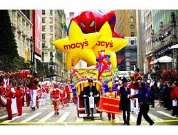 2 grandstand tickets to the 2013 macy s thanksgiving day parade