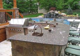 outdoor kitchen faucet prefab outdoor kitchen cabinets white brick l shaped outdoor
