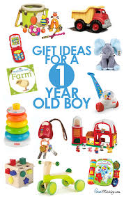 toys for 1 year boy house mix