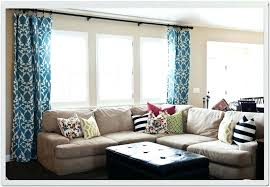 Curtains For Living Room Ideas Bay Window Curtains For Living Room Bow Window Curtains Bedroom