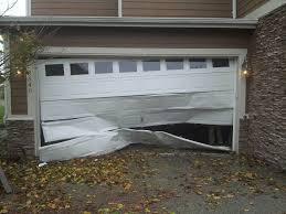 A1 Overhead Door by Dented Garage Door Wageuzi