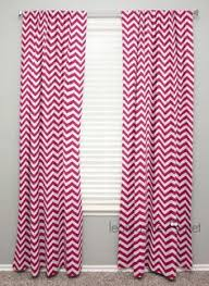 Pink Chevron Curtains Lime Green Chevron Curtains I Like The Way They Look Against The