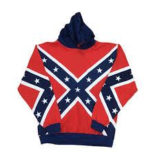 Redneck Flags Confederate Flag Sweatshirts Rebel Flag Hoodies Redneck