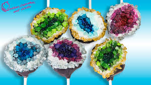 Geode Ring Box How To Make Geode Cake Pops