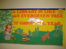 library bulletin board idea myclassroomideas